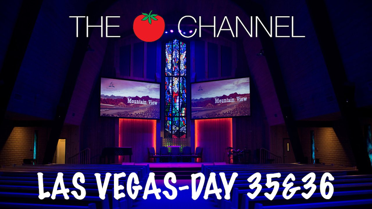 Video poster Las Vegas-Days 35 & 36