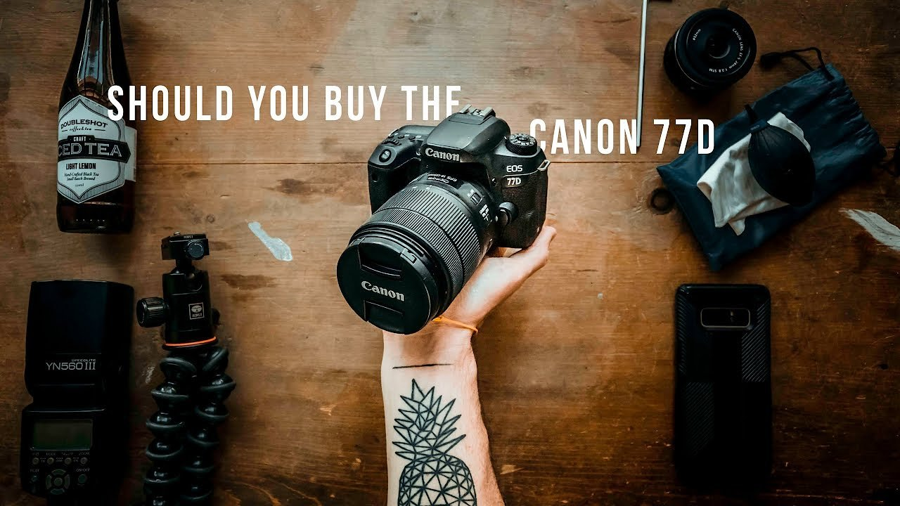 Video poster Is the Canon 77D worth BUYING?