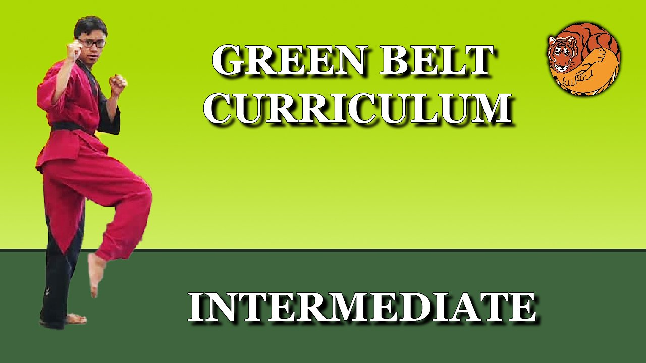Video poster Green Belt Curriculum