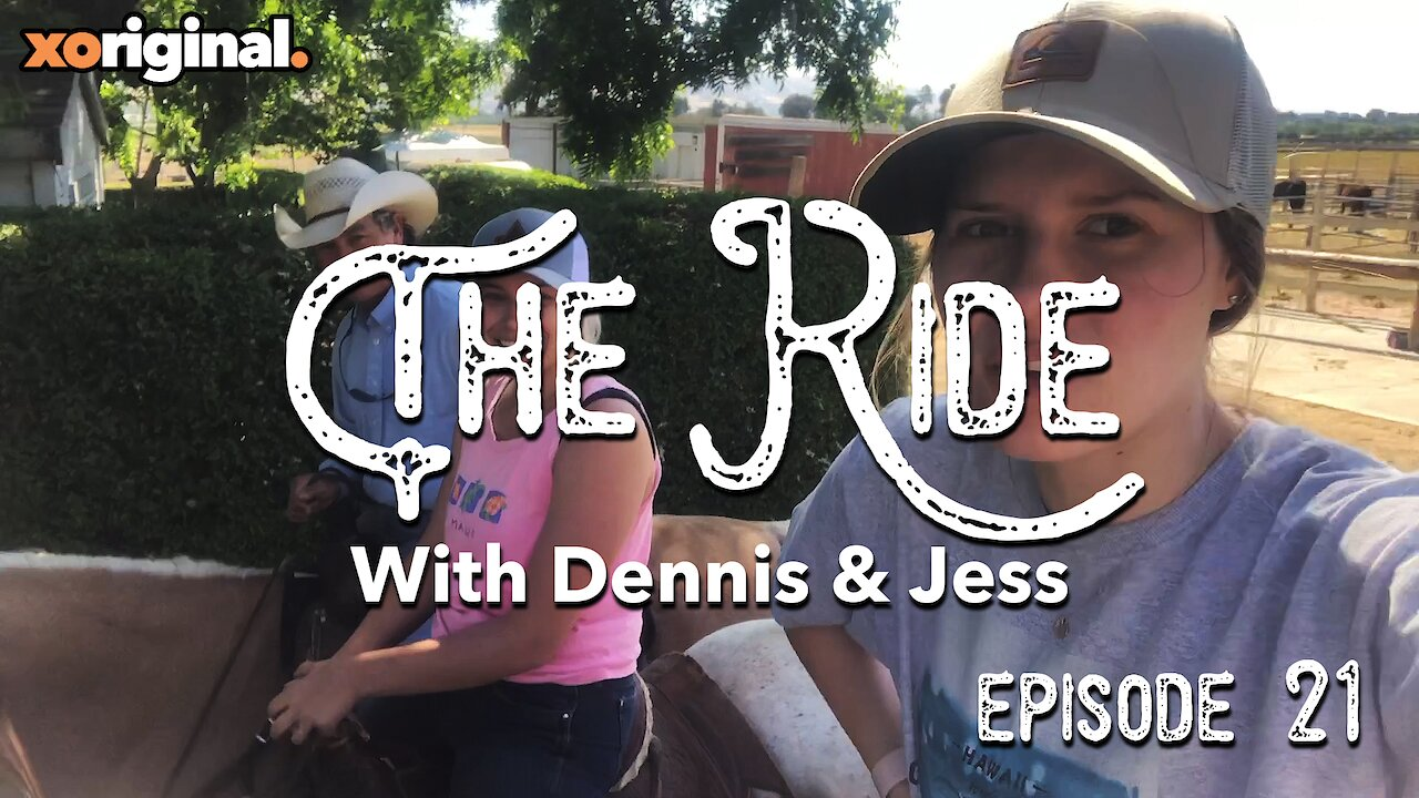 Video poster The Ride - The Bright Girls Ride!  EP21