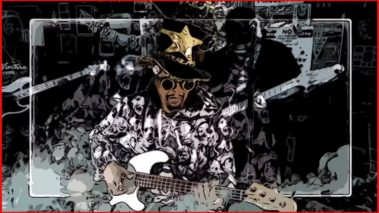 Video poster Bootsy Creepin' featuring Kingfish