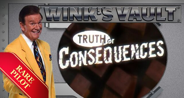 Video poster Truth or Consequences RARE Game Show Pilot