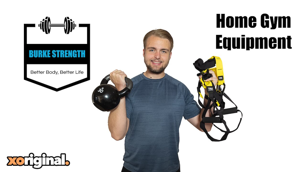 Video poster What equipment you should have for your home gym