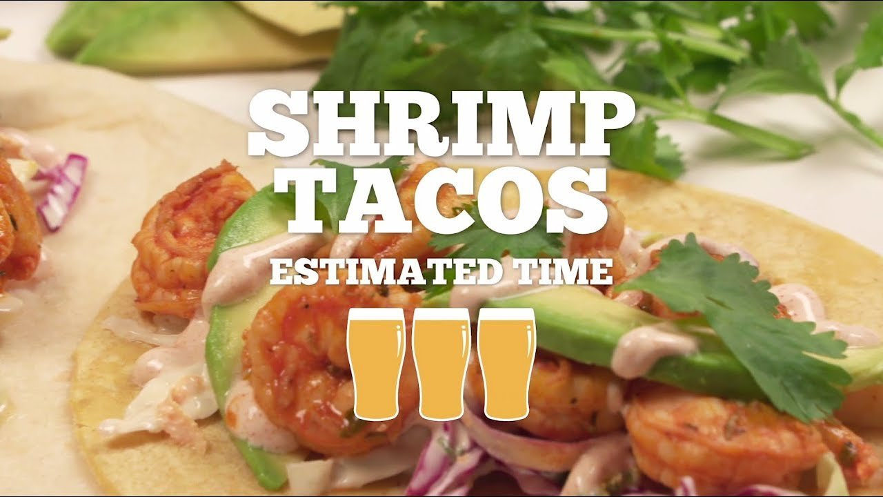 Video poster Shrimp Taco Recipe - Episode 18