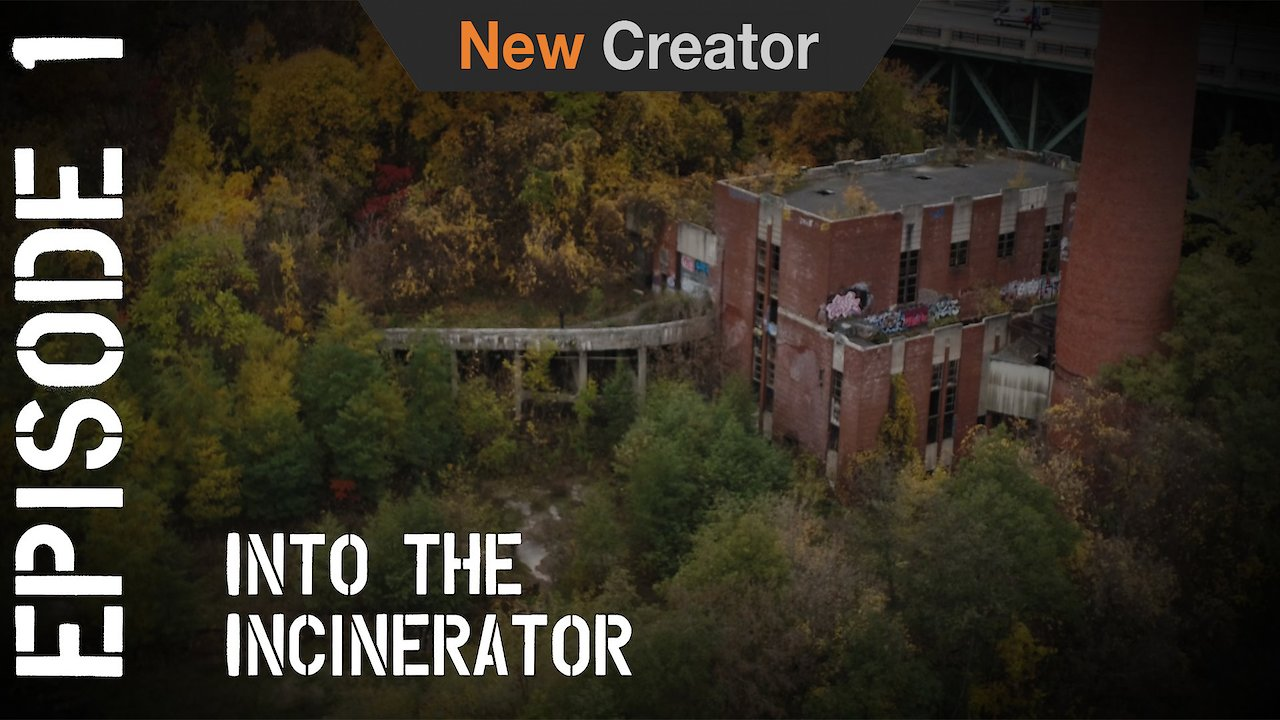 "Video poster ""Into the Incinerator"" - No Man's Land Ep. 1"