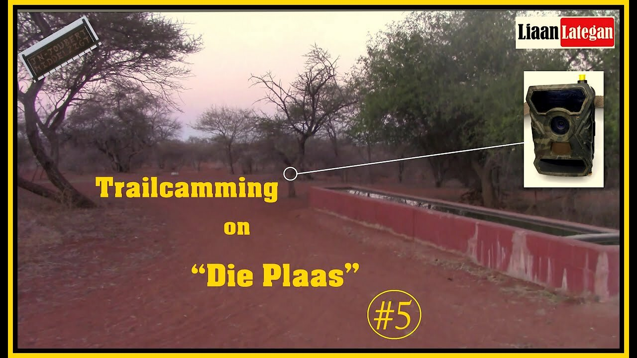 Video poster Trailcamming on Die Plaas #5