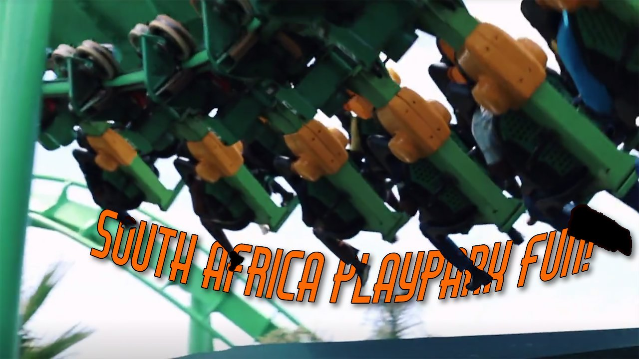 Video poster South Africa playpark fun!