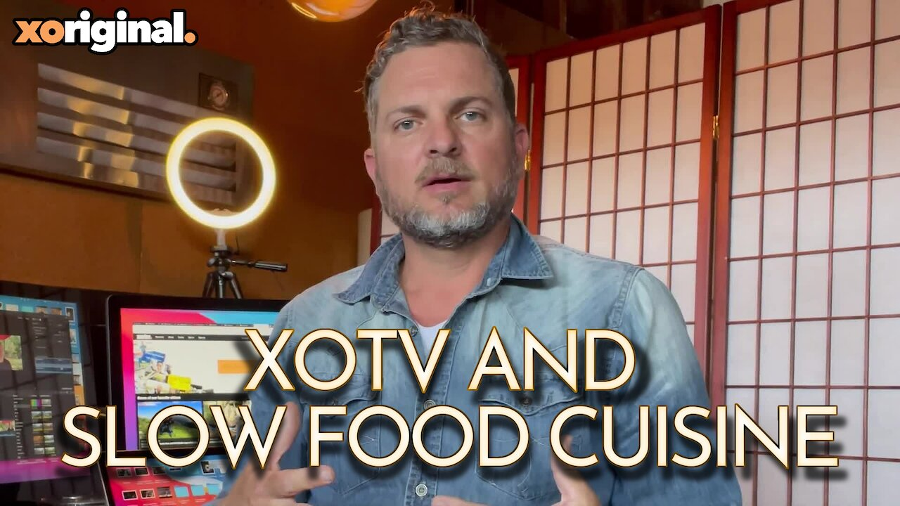 Video poster XOTV Vlog: XOTV Is To Content Creation What Farm-to-Table Is To Cuisine