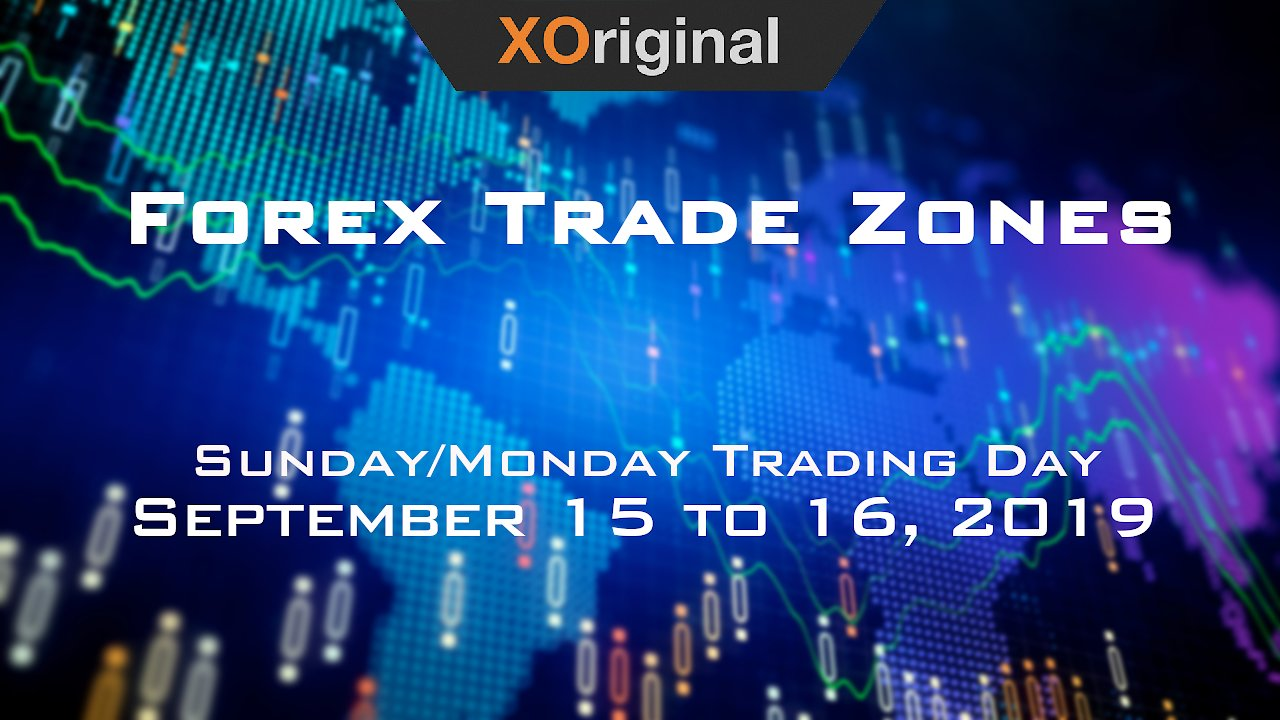 Video poster Forex Trade Zones for September 15 to 16, 2019