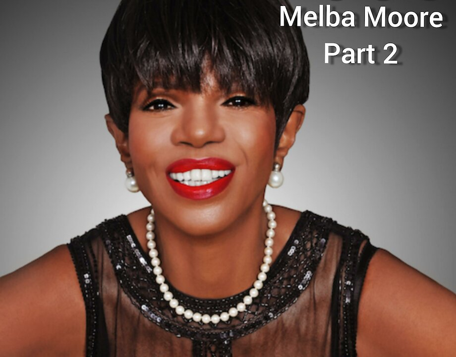 Video poster THE VICTOR BROOKS SHOW / Melba Moore Part 2
