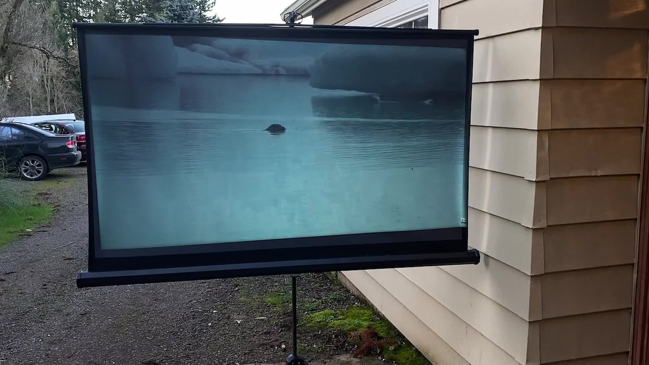 Video poster ALR Projection Screen Paint-Outdoors Demo Part 3