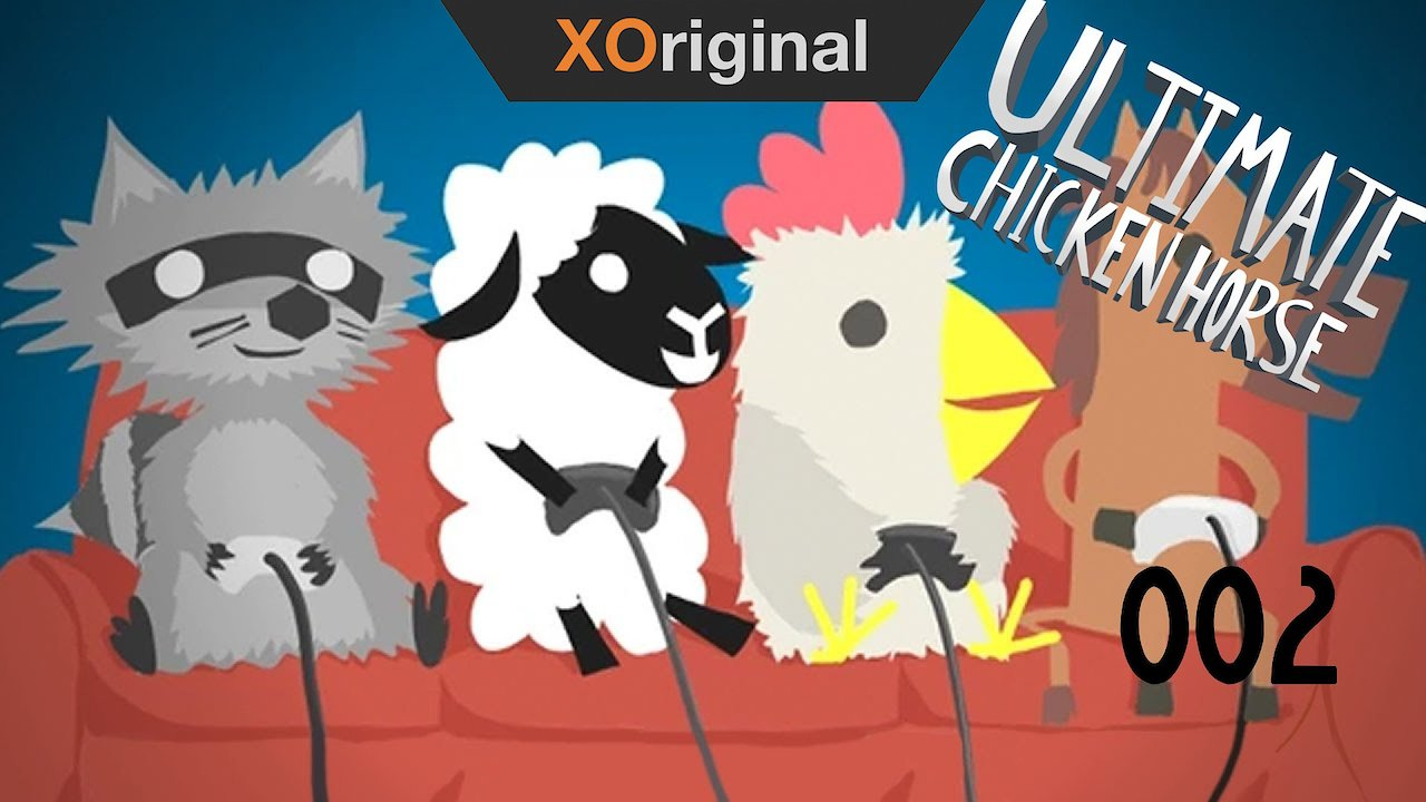Video poster Ultimate Chicken Horse - 002