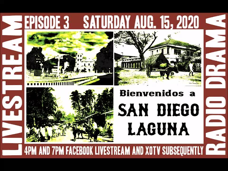 Video poster Part one Of Episode 3: Welcome to San Diego, Laguna