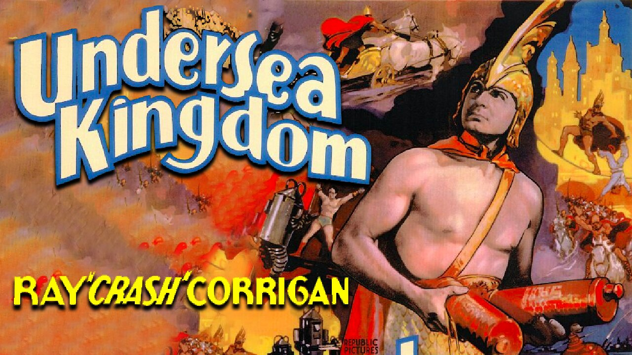 Video poster Undersea Kingdom Arena of Death Chapter Three