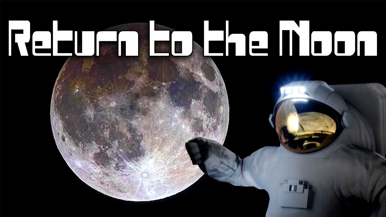 Video poster Powering Our Return to the Moon