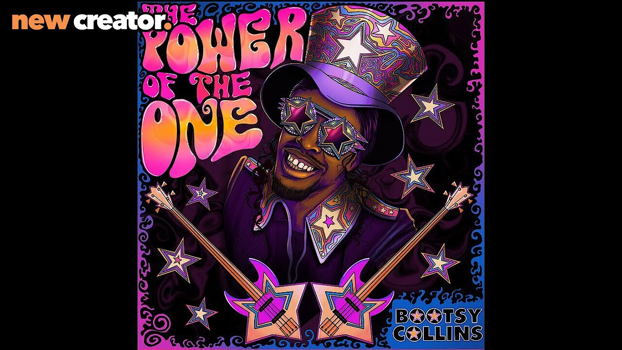Video poster Bootsy Collins - The Power of The One