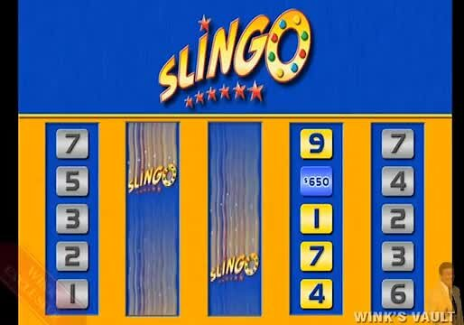 Video poster Game Show Exclusive - Slingo Game Show Pilot