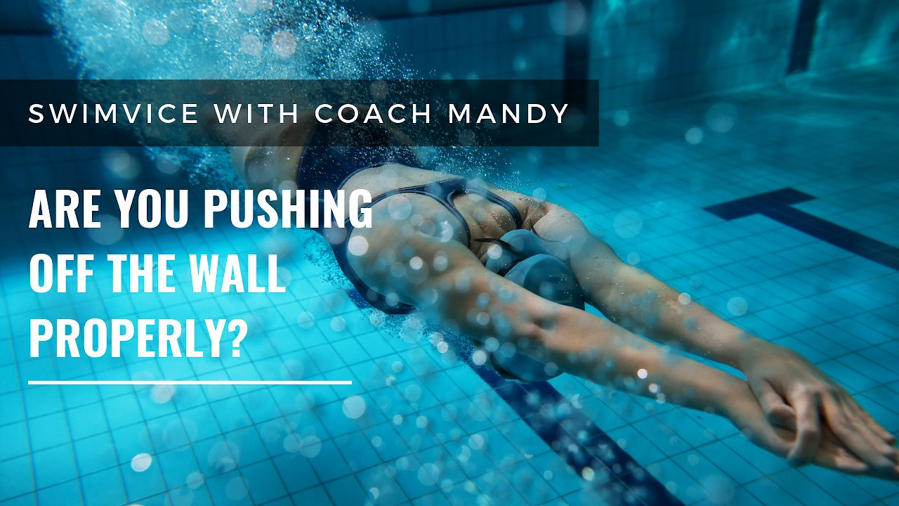 Video poster How the Push Off Affects Your Speed in Swimming!