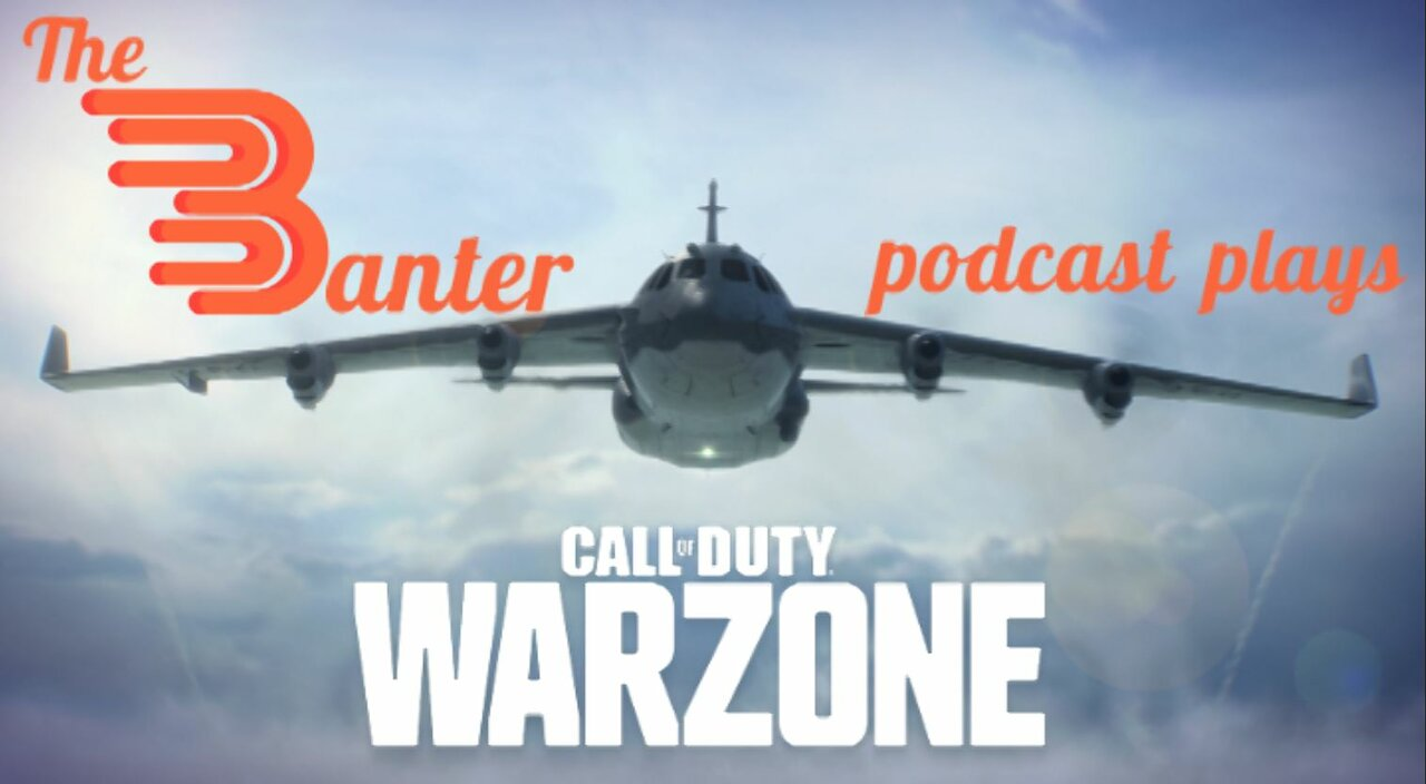 Video poster The banter podcast Warzone montage