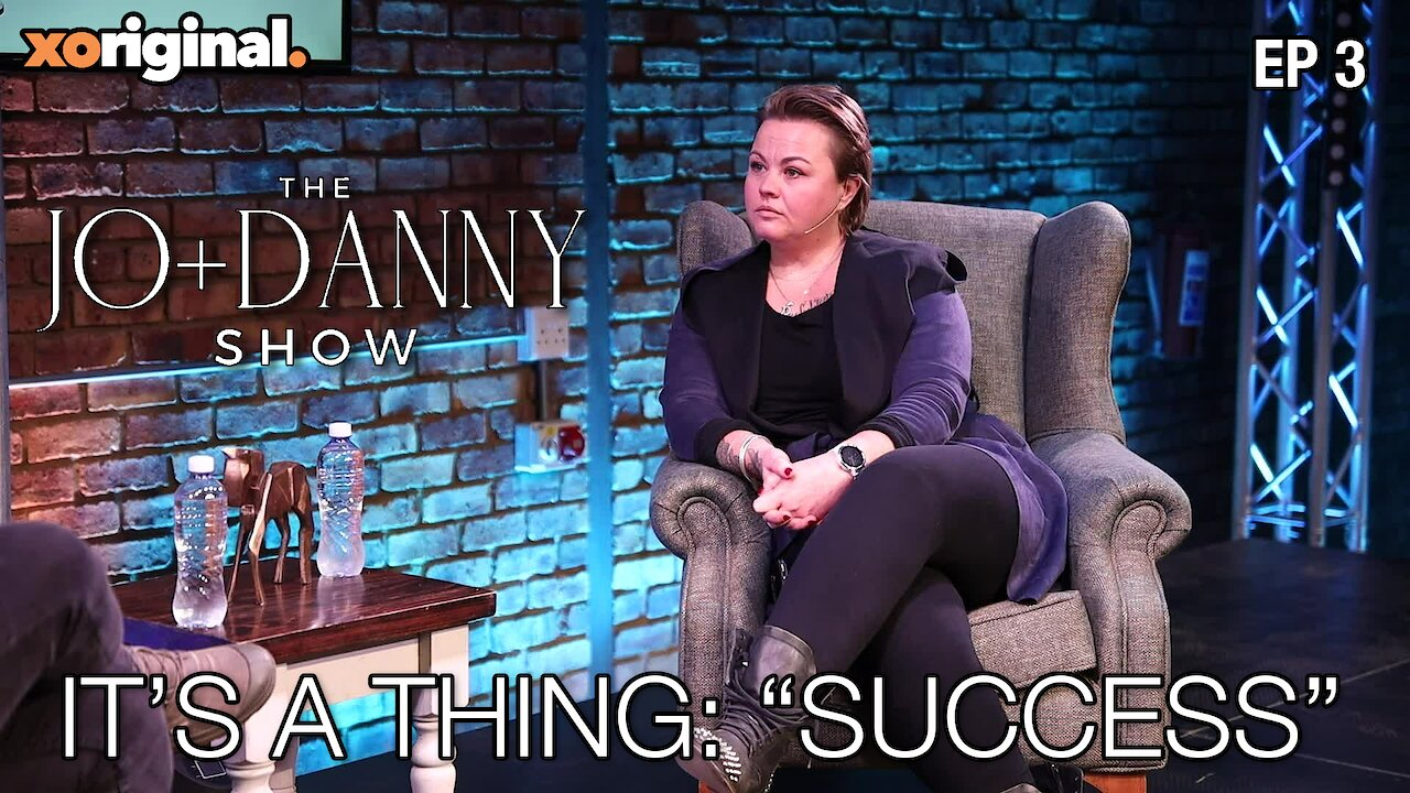 "Video poster Jo + Danny Show: It's a Thing ""Success"""