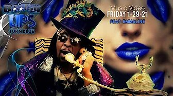 Video poster The making of Bootsy Collins Lips Turn Blue - Emmaline Interview