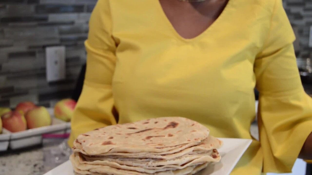 Video poster East African Cooking: Kenyan Chapati