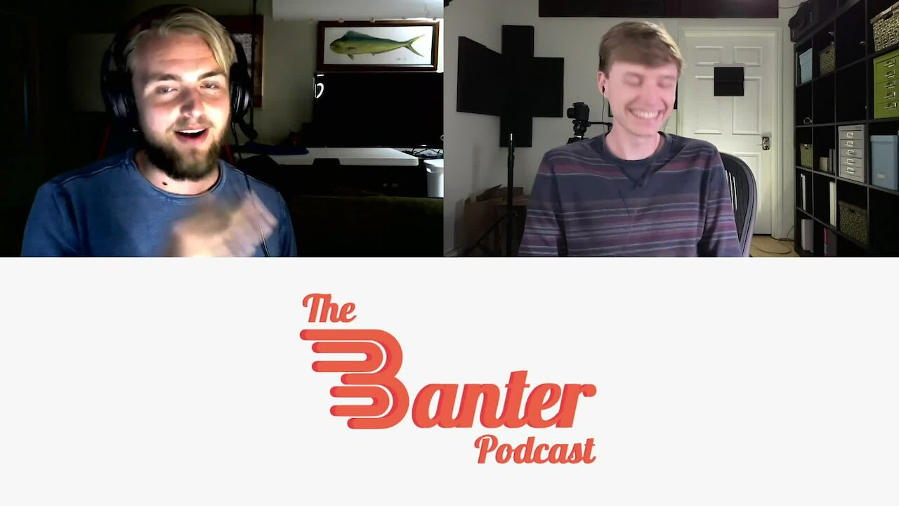 Video poster Bantering About Happiness - Episode 53 (video for followers)