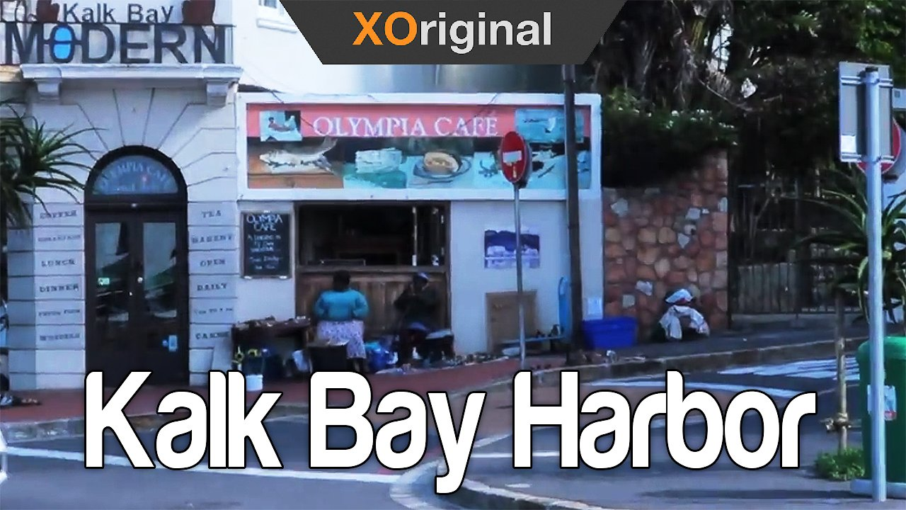 Video poster Olympia Cafe Mussels - Exploring Kalk Bay Harbor