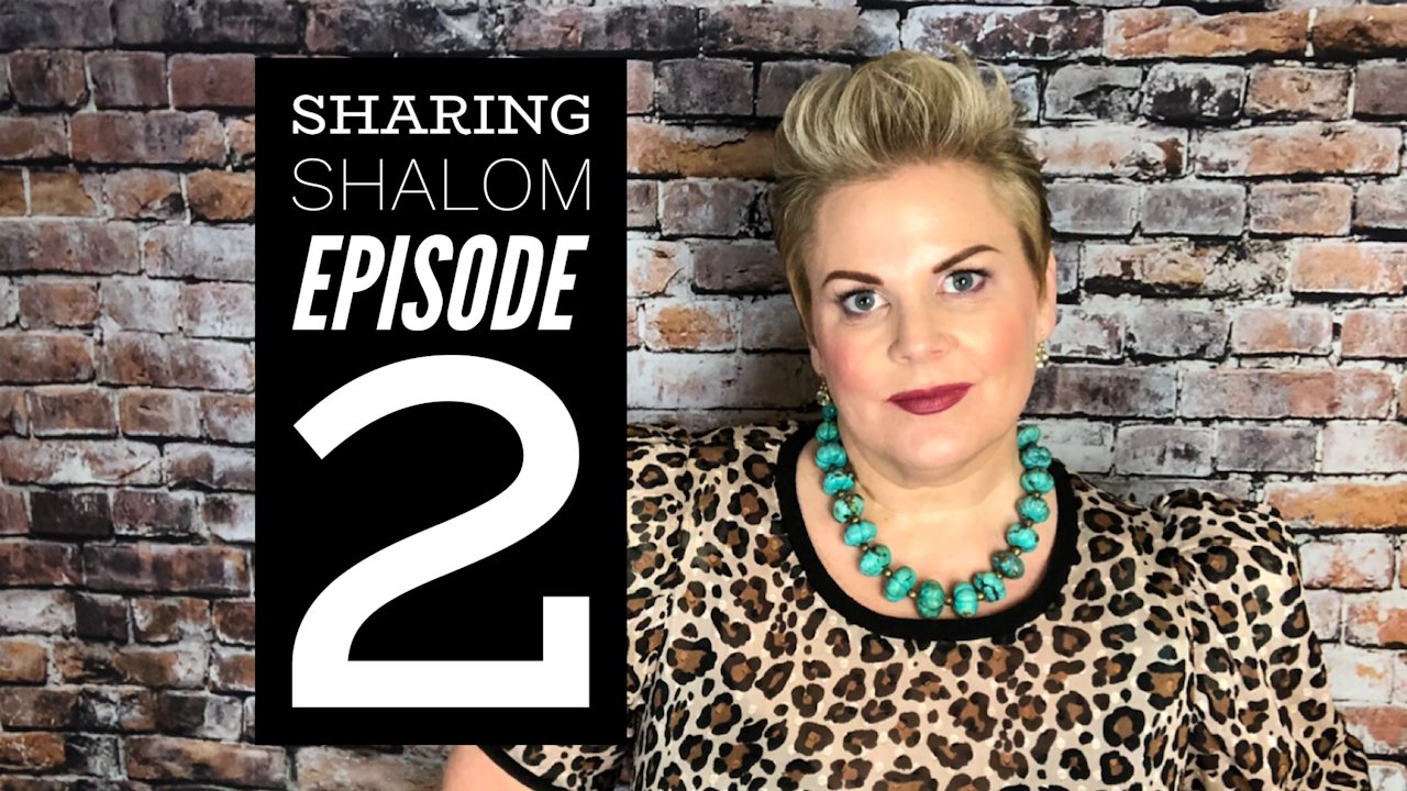 Video poster Sharing Shalom - The Everlasting Tribe - Episode 2