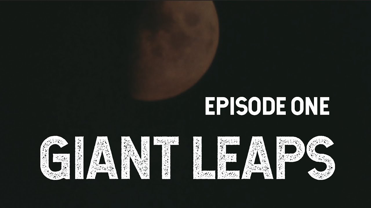 Video poster NASA Explorers: Giant Leaps