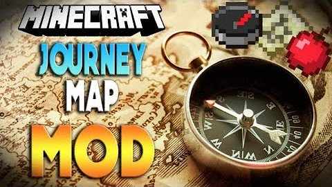 Video poster Journey Map Mod 1.12.2