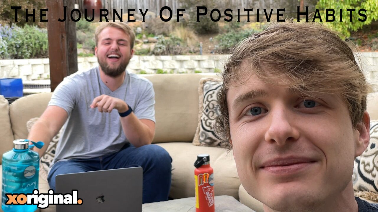Video poster The Journey of Positive Habits Video Version