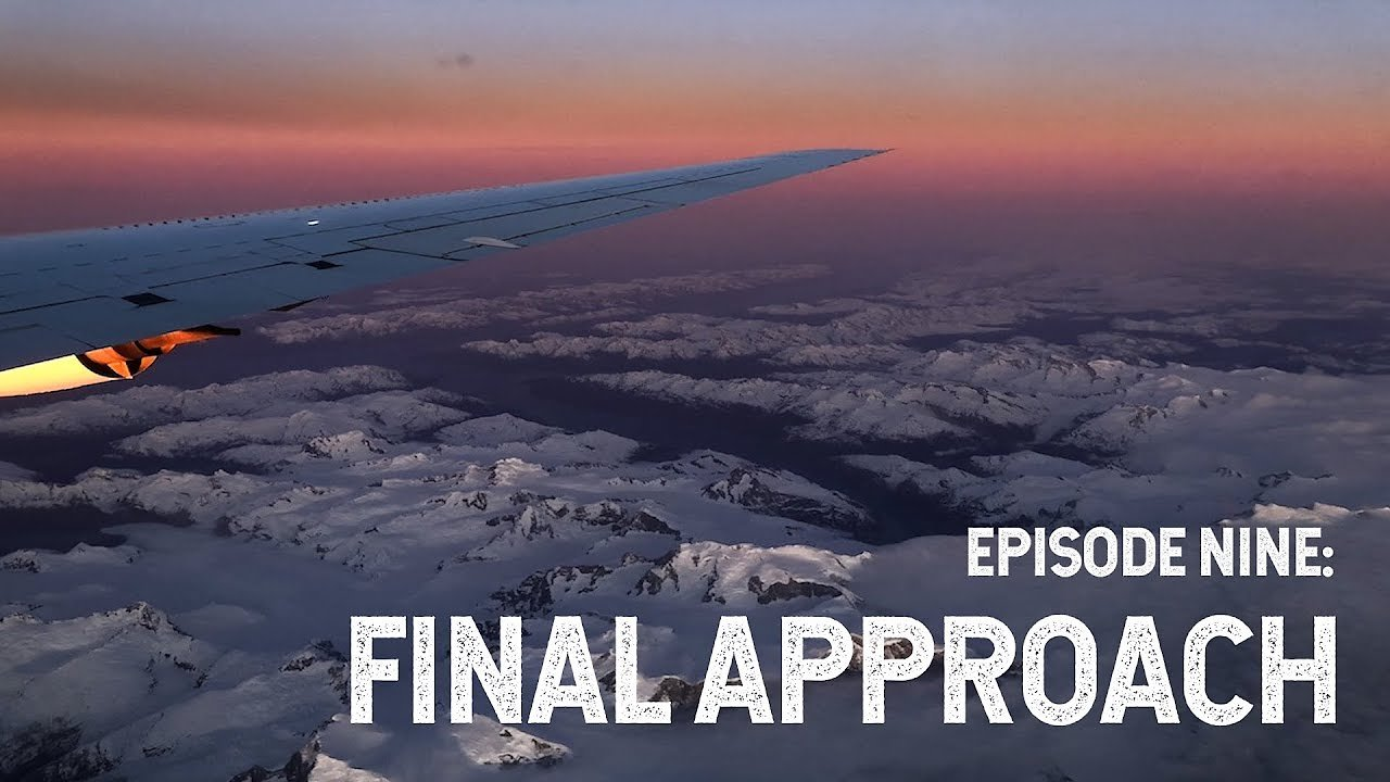 Video poster NASA Explorers: Final Approach