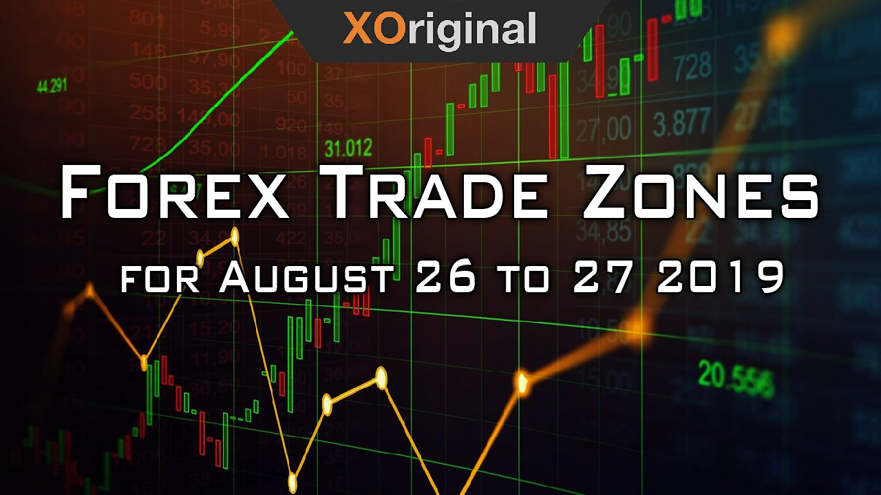 Video poster Forex Trade Zones for August 26 to 27 2019