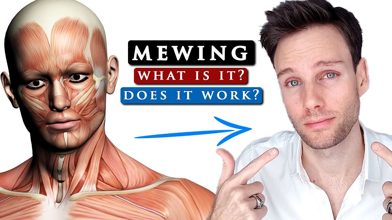 Video poster What is MEWING and does it REALLY WORK?