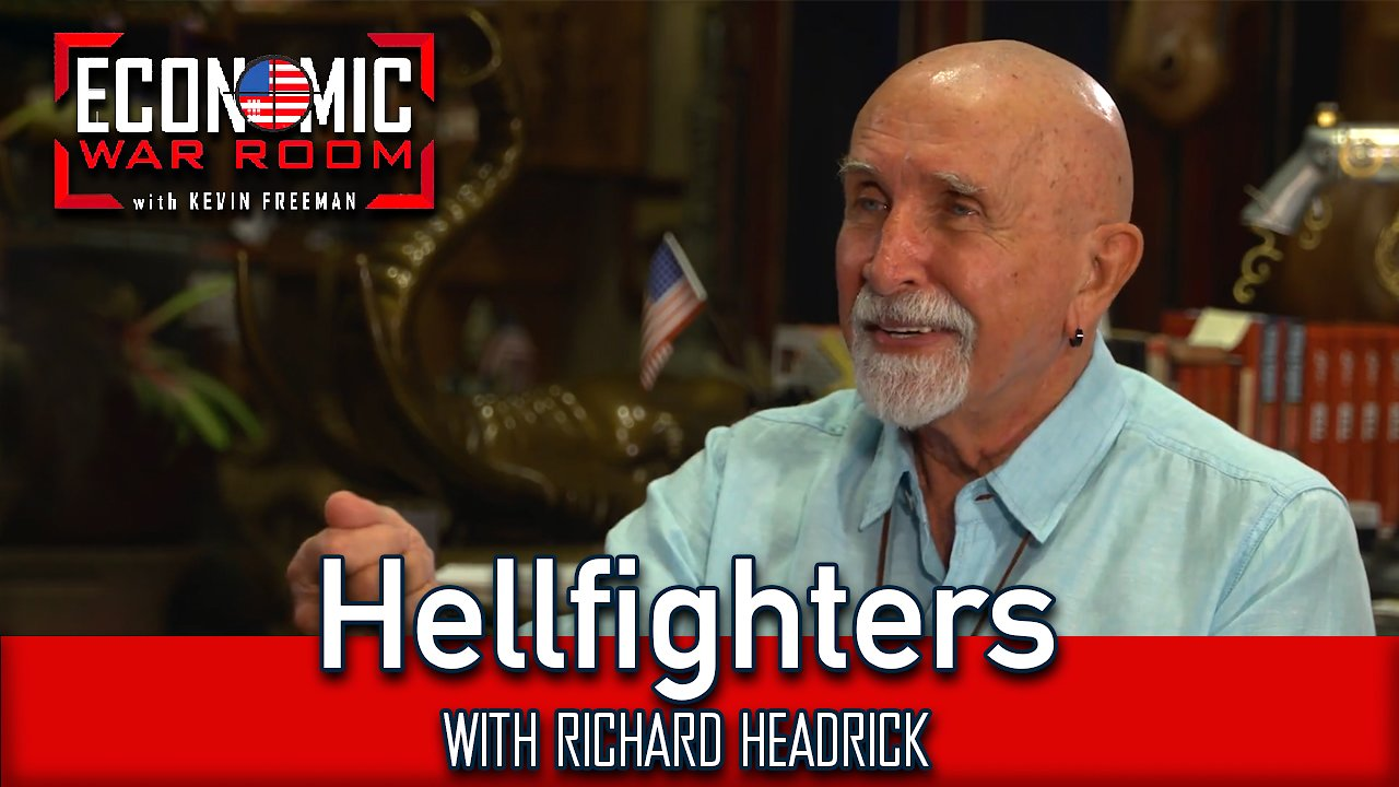 Video poster Hellfighters with Richard Headrick