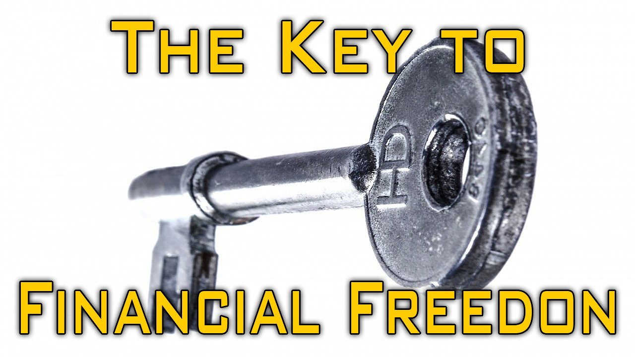 Video poster The Key to Financial Freedon