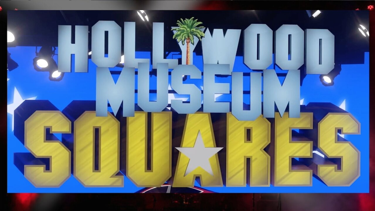 Video poster The Hollywood Museum Squares - Trailer
