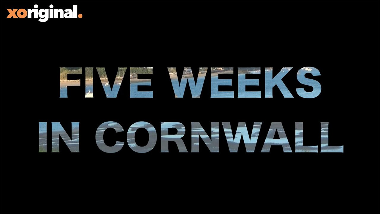 Video poster Five Weeks in Cornwall part 4 - Crashing Waves