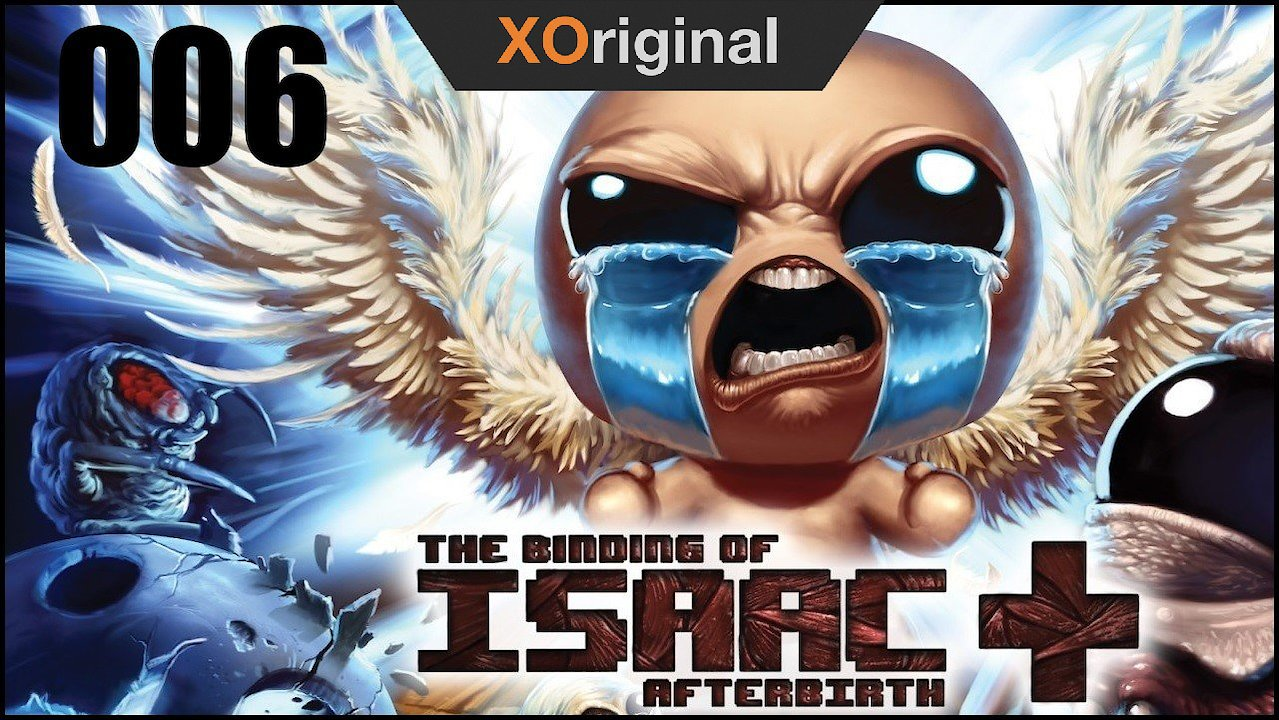 Video poster The Binding of Isaac: Afterbirth+ 006 - Random Spin