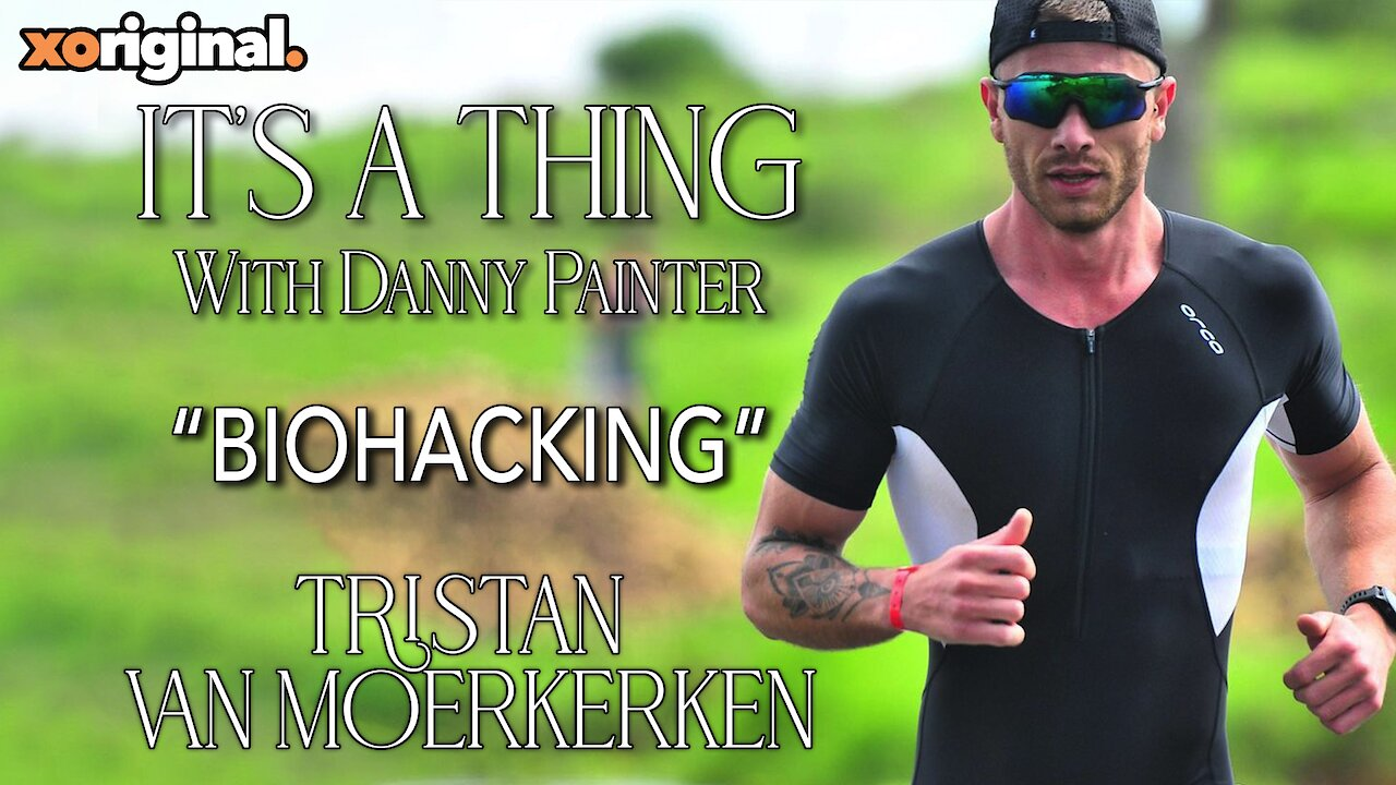 Video poster It's a Thing: Biohacking