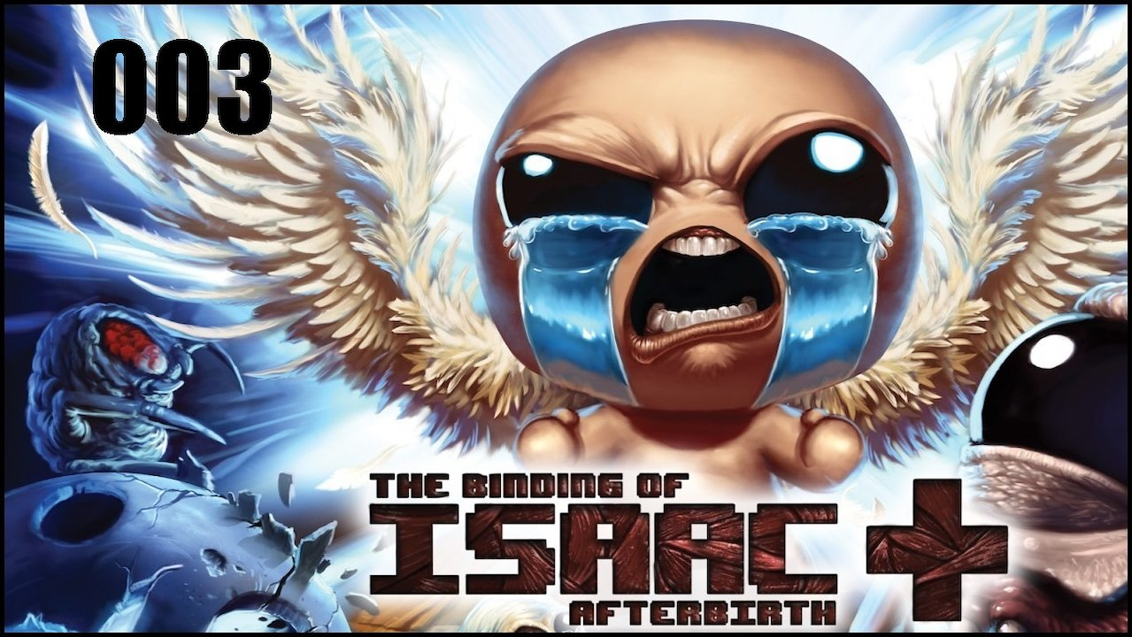Video poster The Binding of Isaac: Afterbirth+ 003 - Random Bad