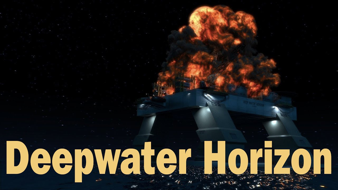 Video poster Deepwater Horizon Blowout Animation