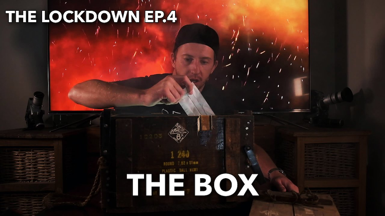 "Video poster The Lockdown ep. 4 "" The Box"""