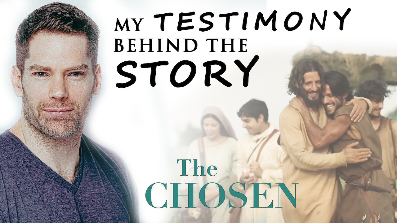 "Video poster Dallas Jenkins (creator of ""THE CHOSEN"") - THIS IS MY STORY..."