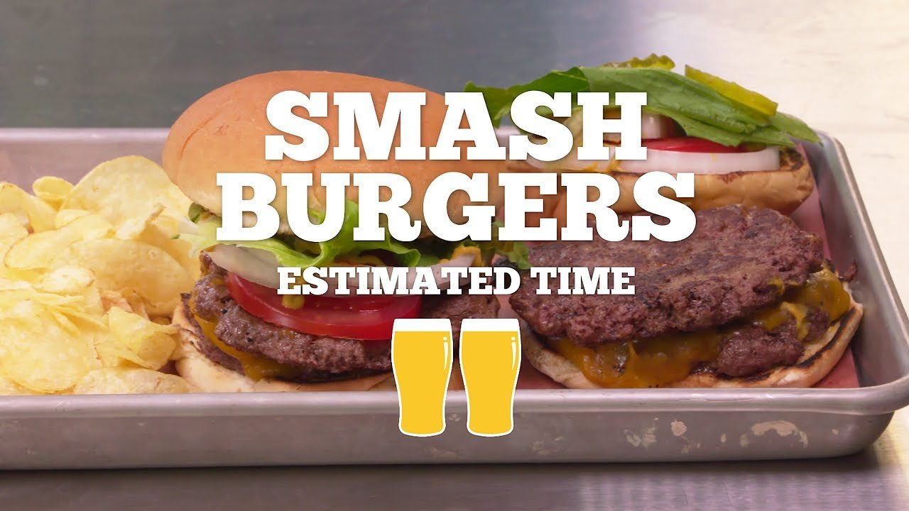 Video poster Smash Burger Recipe - Episode 26