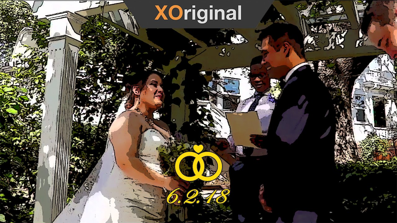 Video poster A Wedding Story - Alex & Olivia!