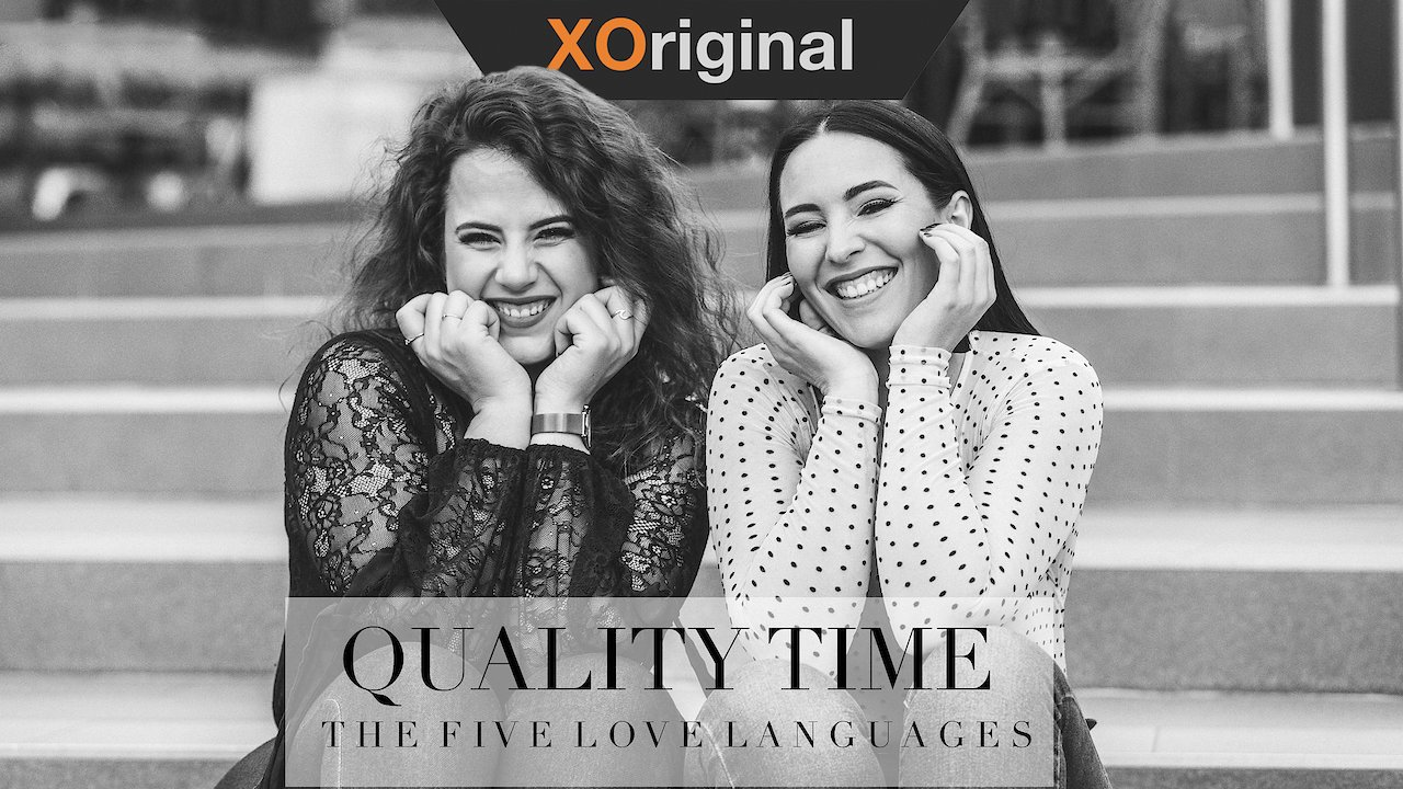 Video poster 3. QUALITY TIME - The 5 Love Languages