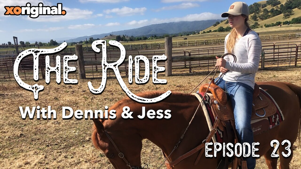 Video poster The Ride - Dennis Junior? EP23