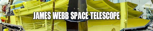 Channel banner James Webb Space Telescope